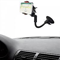 [해외]MUVIT Vacuum Cup Universal Mobile Car Support 6 Inches 9137555691 Black
