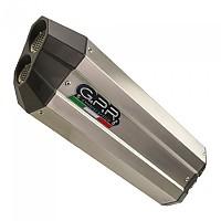 [해외]GPR EXCLUSIVE Sonic Stainless Steel Full Line System LC8 990 Adventure/R/Dakar 06-14 Homologated 9138140236 Silver / Matt Black