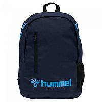 [해외]험멜 Action 28L Backpack 3138055742 Black Iris / Atomic Blue