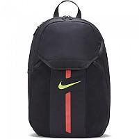 [해외]나이키 Academy Team Backpack 3138125962 Black / Bright Crimson / Volt