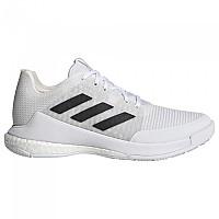 [해외]아디다스 BADMINTON Crazyflight Shoes 3138103509 Ftwr White / Core Black / Grey Two