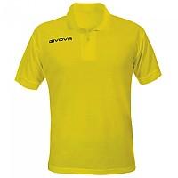 [해외]GIVOVA Summer Short Sleeve Polo 3138166556 Yellow
