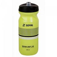 [해외]ZEFAL Sense Soft 650ml Water Bottle 1138173474 Yellow