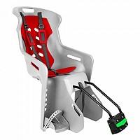 [해외]NFUN Brioso Frame Child Bike Seat 1138165597 Grey / Red