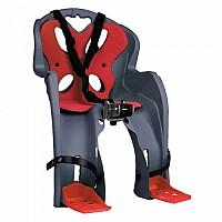 [해외]NFUN Simpatico Handlebar Child Bike Seat 1138165602 Anthracite / Red