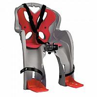 [해외]NFUN Simpatico Handlebar Child Bike Seat 1138165603 Grey / Red