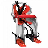[해외]NFUN Simpatico Front Child Bike Seat With Front Protection Bar 1138165606 Grey / Red