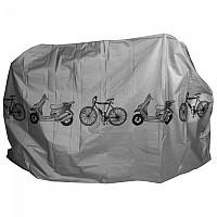 [해외]B-URBAN Reinforced Bike Cover 1138173126 Grey