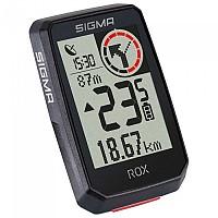 [해외]시그마 ROX 2.0 Cycling Computer With Top Mount Kit 1138166299 Black