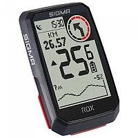 [해외]시그마 ROX 4.0 Cycling Computer With HR Kit 1138166303 Black