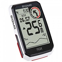 [해외]시그마 ROX 4.0 Cycling Computer With HR Kit 1138166304 White