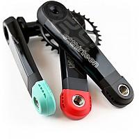 [해외]E-THIRTEEN TRSR/LG1R Carbon Crank Protectors 2 Units 1138156905 Black