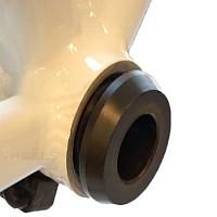 [해외]WHEELS MANUFACTURING BB30 스램/TruVativ 22/24 mm Bottom Bracket Caps 1138157350 Black