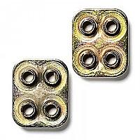 [해외]시디 Plates For Cleats 1135907070 Bronze