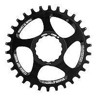 [해외]BLACKSPIRE Race Face Direct Mount Boost 3 mm Offset Chainring 1138156709 Black