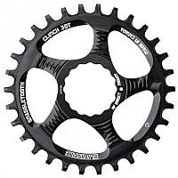 [해외]BLACKSPIRE Race Face Direct Mount 6 mm Offset Chainring 1138156710 Black