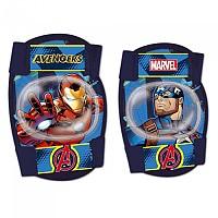 [해외]DISNEY Avengers Elbows/Knees Protections Kit 1138173354 Dark Blue