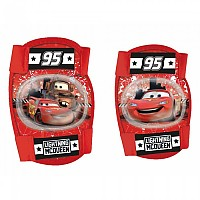 [해외]DISNEY Cars Elbows/Knees Protections Kit 1138173357 Red