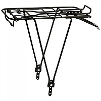 [해외]ZANCHETTA Adjustable Pannier Rack 1138173462 Black
