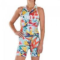 [해외]ZOOT LTD 83 19 Race Suit Sleeveless Trisuit 1138152052 Green / Flowers