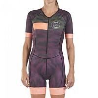 [해외]ZOOT LTD Aero Camo Race Suit Short Sleeve Trisuit 1138152077 Purple