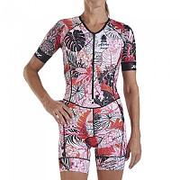 [해외]ZOOT LTD Aero Ali´i Race Suit Short Sleeve Trisuit 1138152078 Aloha