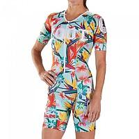 [해외]ZOOT LTD Aero 83 19 Race Suit Short Sleeve Trisuit 1138152142 Multicolour