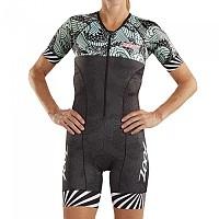 [해외]ZOOT LTD Aero Tokyo Red Rays Race Suit Short Sleeve Trisuit 1138152143 Grey