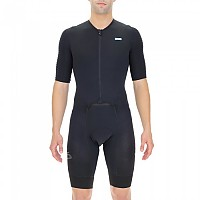 [해외]UYN Integrated Short Sleeve Trisuit 1138018612 Black / Black