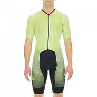 [해외]UYN Integrated Short Sleeve Trisuit 1138018613 Yellow / Black