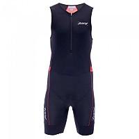 [해외]ZOOT Performance Race Suit Sleeveless Trisuit 1138151897 Race Day Red Stripe