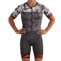 [해외]ZOOT LTD Aero Tokyo Red Rays Race Suit Short Sleeve Trisuit 1138152138 Grey