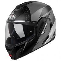 [해외]에어로 헬멧 REV 19 Leaden Modular Helmet 9137777210 Anthracite Matt