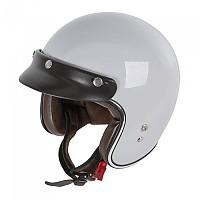 [해외]GARI G02X Fiberglass Open Face Helmet 9137838310 Light Grey