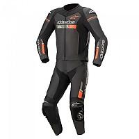[해외]알파인스타 GP Force V2 Suit 9137786333 Black / Red Fluo