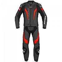 [해외]스피디 Laser Touring Suit 9137892935 Black / Red