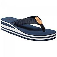 [해외]TBS Granada Flip Flops Sandals 4138101910 Navy Blue / White