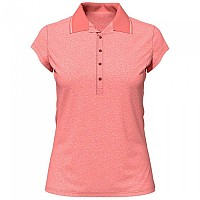 [해외]오들로 Kumano Short Sleeve Polo Shirt 4137325364 Lantana Melange