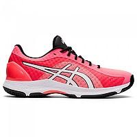 [해외]아식스 Netburner Super FF Shoes 3138131565 Blazing Coral / White