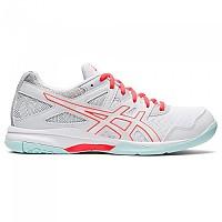 [해외]아식스 Gel Task 2 Shoes 3138131595 White / Sunrise Red