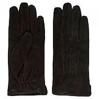 [해외]PIECES Nellie Suede Gloves Black