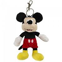 [해외]CERDA GROUP Mickey Plush Key Ring 15 cm Red