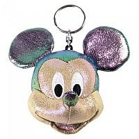 [해외]CERDA GROUP Mickey Plush Key Ring 7 cm Multicolor