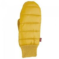 [해외]리바이스 FOOTWEAR Puffer Mittens Regular Yellow