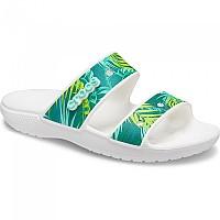 [해외]크록스 Classic Tropical Sandals White / Multi