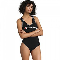 [해외]CHAMPION Bodysuit Black
