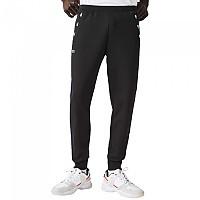 [해외]라코스테 Contrast Accents Fleece Tracksuit Pants Black / Navy