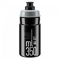 [해외]엘리트 Jet 350ml Water Bottle 1138017880 Black / Grey