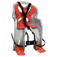 [해외]NFUN Simpatico Front Child Bike Seat 1138165604 Grey / Red