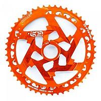 [해외]E-THIRTEEN Helix Race Block Cassette 1138156893 Orange